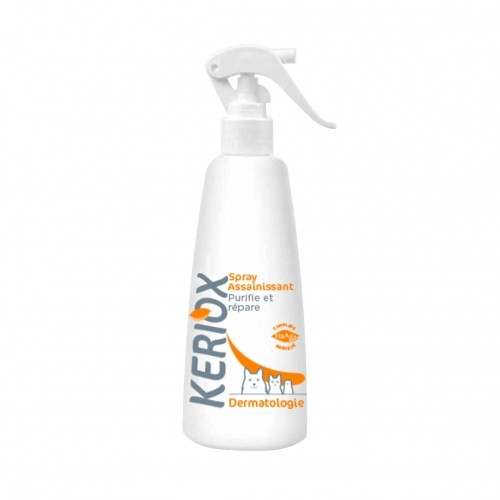 Sélection Made in France - KERIOX® Spray Assainissant pour furets