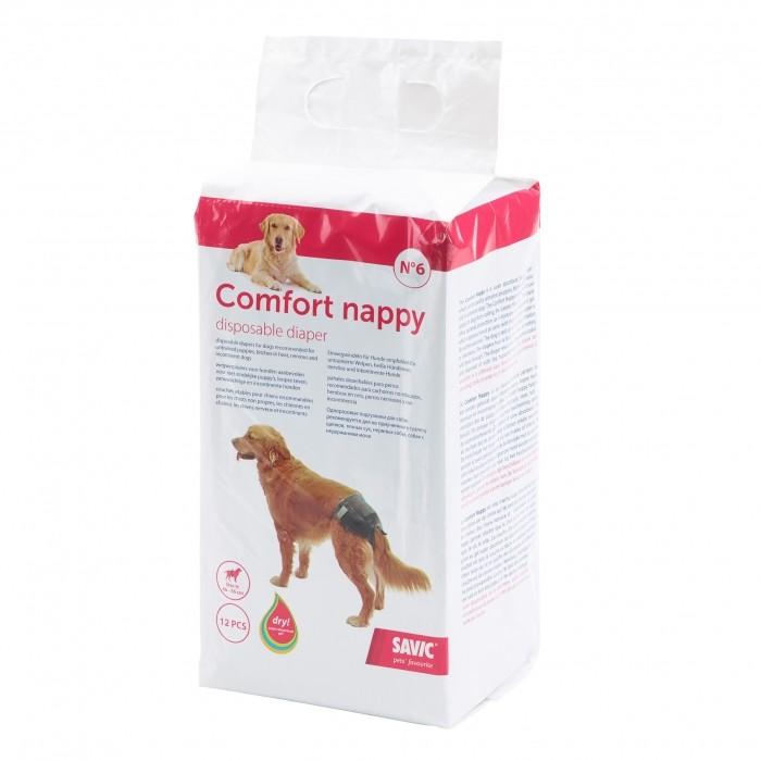 Stress, comportement chien - Couches culottes Comfort pour chiens