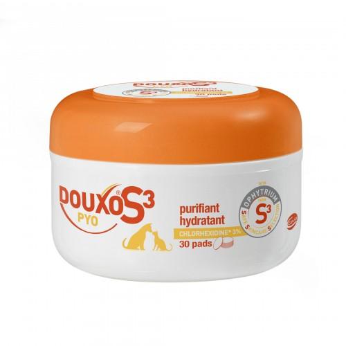 Soin et hygiène du chat - Douxo Pyo Pads pour chats