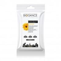 Hygiène de la peau - Lingettes nettoyantes douces Biogance
