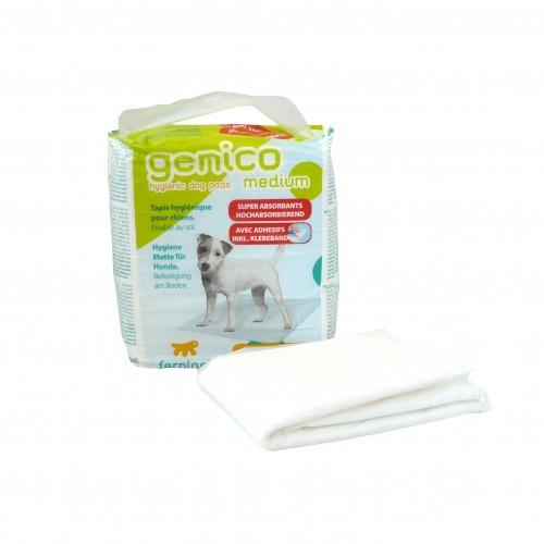 Hygiène dentaire, soin du chien - Tapis éducateur Genico pour chiens