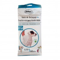 Hygiène de la peau - Easy Clean Gants de nettoyage Bubimex
