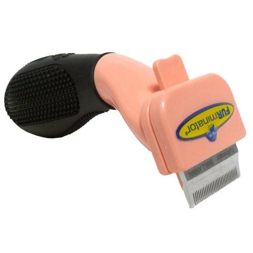 Hygiène et soin du rongeur - Brosse Furminator Deluxe  pour rongeurs