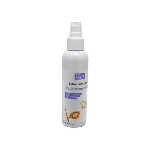 Hygiène et soin du rongeur - Lotion nettoyante pour rongeurs et furets pour rongeurs