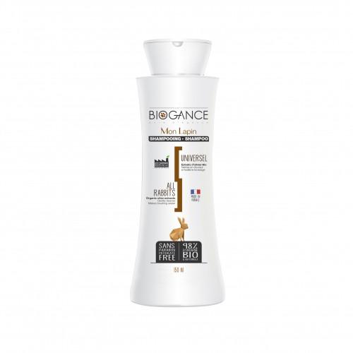 Hygiène et soin du rongeur - Shampooing Mon Lapin pour rongeurs
