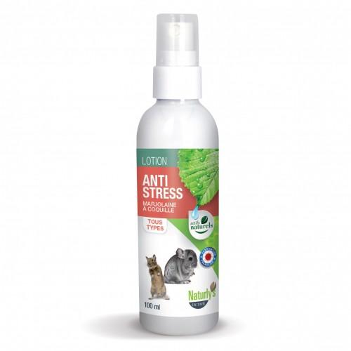 Hygiène et soin du rongeur - Lotion anti-stress pour rongeurs