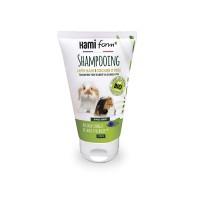 Shampooing sans rinçage pour lapin et cobaye - Shampooing Poils longs Hamiform