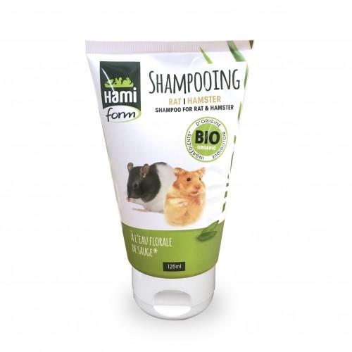 Hygiène et soin du rongeur - Shampooing Rat et hamster pour rongeurs