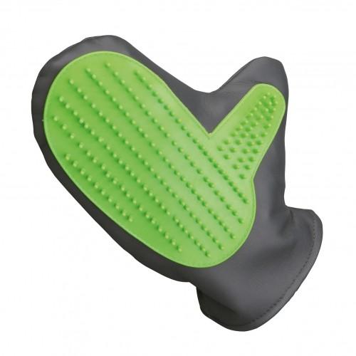Hygiène et soin du rongeur - Gants de soin du pelage pour rongeurs