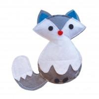 Jouet pour chat - Jouet Frozen Fox Happy Pet