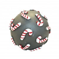 Balle pour chien - Balle de Noël Happy Pet