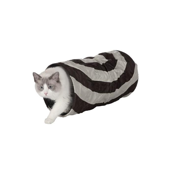 Jouet pour chat - Tunnel Crunch en nylon pour chats