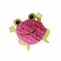 Peluche pour chat - Peluche Grenouille Rose Tyrol