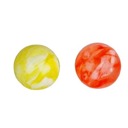 Balles pour chat - Lot de 2 Balles Extra Rebond pour chat