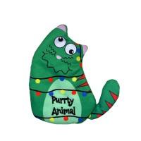 Jouet pour chat - Peluche de Noël Purrsonality pour chat KONG