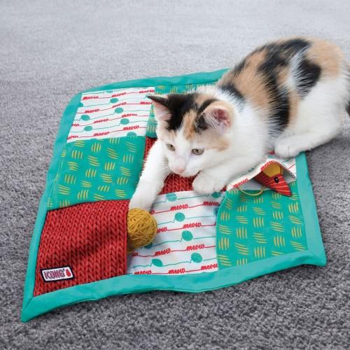 Jouet pour chat - Tapis de jeu Puzzlements Pockets pour chats