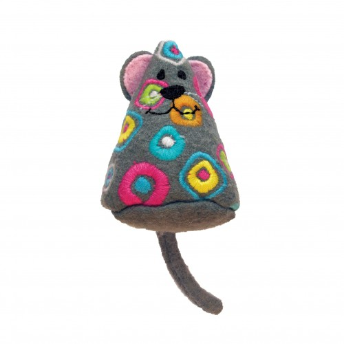 Peluche pour chat - Tropic Mouse KONG