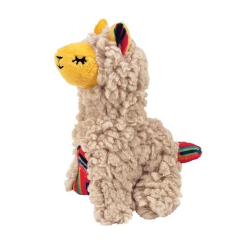 Jouet pour chat - Peluche Softies Buzzy Lama KONG pour chats