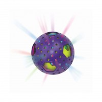 Jouet pour chat - Balle Bat-A-Bout Flicker Disco KONG