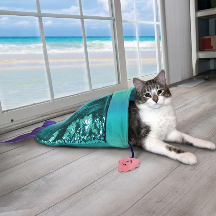Jouet pour chat - Cachette Play Spaces SeaQuins pour chats