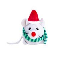 Jouet pour chat - Peluches Crackles Christmas pour chat KONG