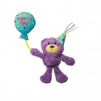 Peluche pour chat - Peluche Birthday Teddy KONG KONG