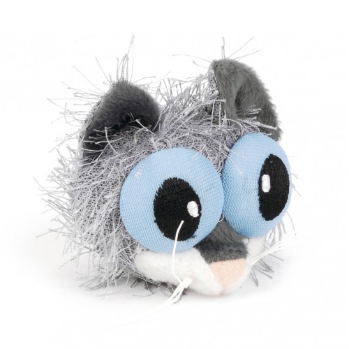 Jouet pour chat - Peluche Animal Eyes pour chats