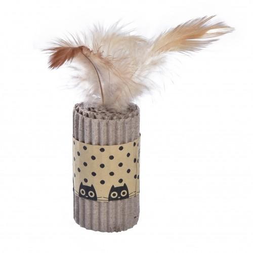 Jouet pour chat - Jouet Cylindre carton Glee pour chats