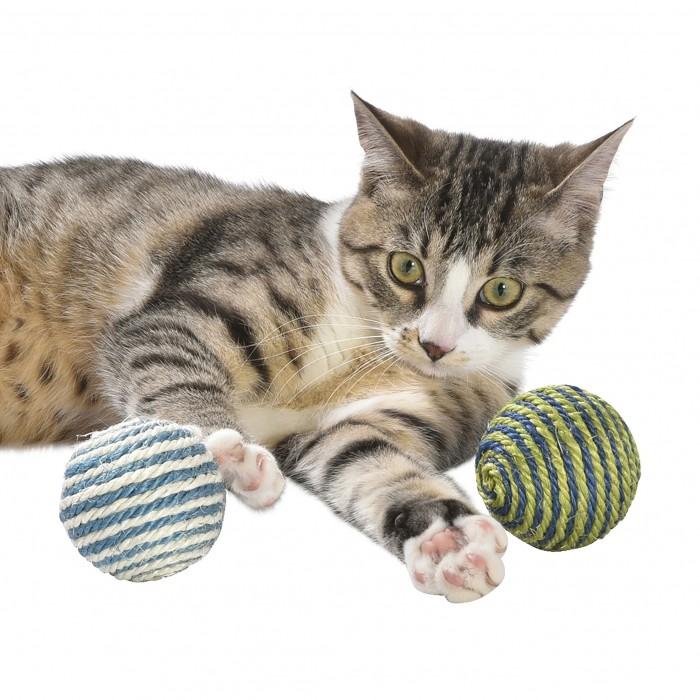Jouet pour chat - Balle Enjoy pour chats
