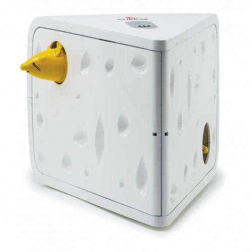 Jouet éducatif pour chat - Jeu casse-tête Cheese FroliCat