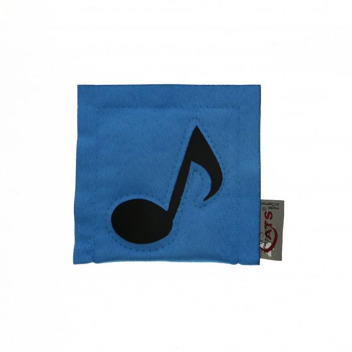 Jouet pour chat - Pochette CatNip Music pour chats