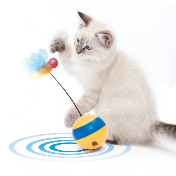 Jouet pour chat - Spinning Bee pour chats