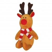 Peluche pour chat - Peluche Reindeer Happy Pet