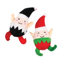 Peluche pour chat - Peluches Twins Elves pour chat Happy Pet