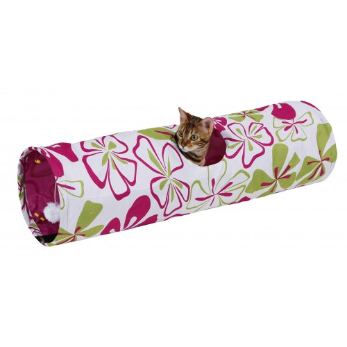 Jouet pour chat - Tunnel Flower pour chats