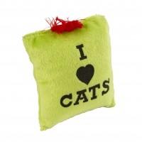 Jouet pour chat - Peluche pochette au CatNip Kerbl