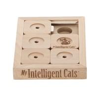 Jeu éducatif pour chat - Jeu Sudoku pour chat My Intelligent Cats