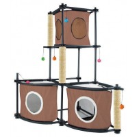 Aire de jeu pour chat - Combo Palace Kitty City
