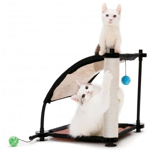Jouet pour chat - Aire de jeu Climbing Hill pour chats