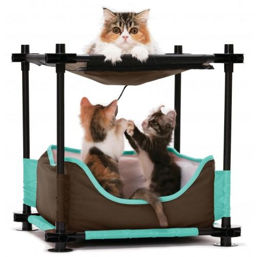 Jouet pour chat - Aire de jeu Cosy Bed pour chats