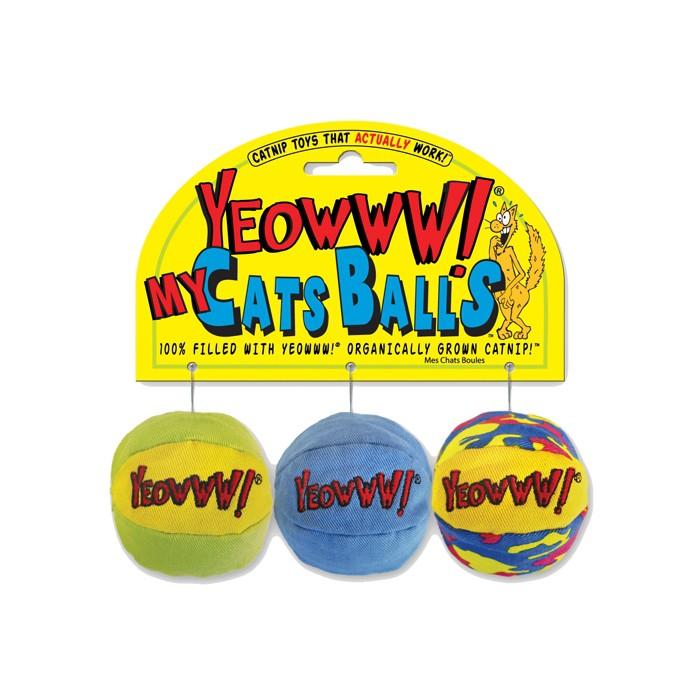 Jouet pour chat - My Cats Balls pour chats