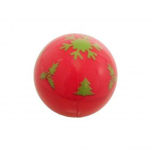 Jouet pour chat - Balle lumineuse boule de Noël pour chats