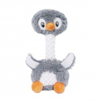 Peluche sur chat - Peluche Pepi Pingouin Rosewood