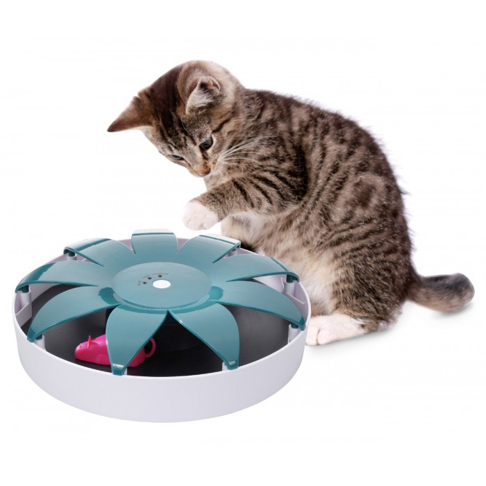 magnetic mouse jouet interactif pour chat europet wanimo. Black Bedroom Furniture Sets. Home Design Ideas