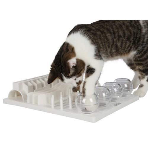 Jouet pour chat - Jout éducatif Fun Board pour chats