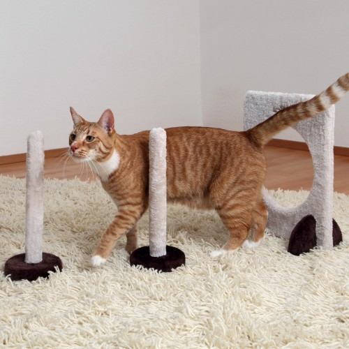 Jouet pour chat - Set de Slalom Cat Activity pour chats