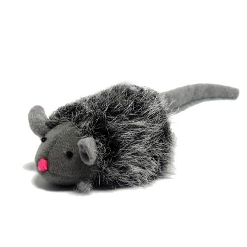 Jouet pour chat - Souris couinante pour chats