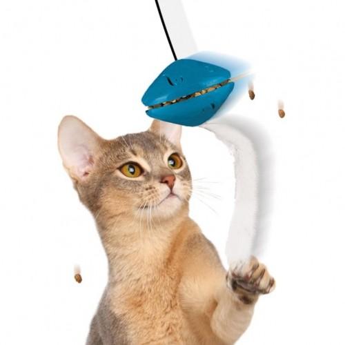Jouet pour chat - Jouet distributeur Doorway Dangli pour chats