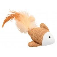 Jouet pour chat  - Poisson à plumes Zolux