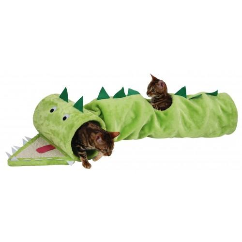 Jouet pour chat - Tunnel de jeu Schnippi pour chats